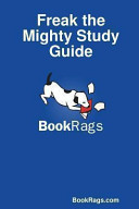 Freak the Mighty Study Guide Book