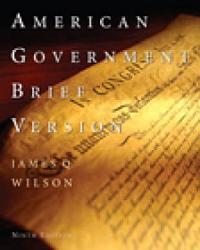 American Government Brief Edition Book PDF