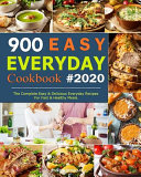 900 Easy Everyday Cookbook