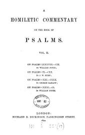 A Homilectical Commentary on the Book of Psalms: Volume 17