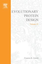Evolutionary Approaches to Protein Design