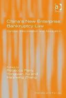 China s New Enterprise Bankruptcy Law PDF