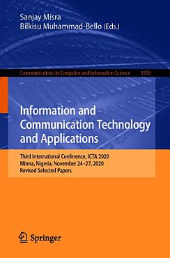Information and Communication Technology and Applications PDF