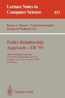 Entity Relationship Approach   ER  93 PDF