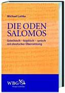 Die Oden Salomos PDF