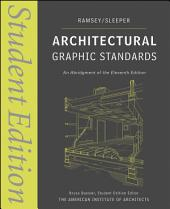 Architectural Graphic Standards: Student Edition, Edition 11