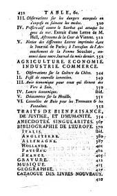 L'Esprit des journaux franc̜ais et étrangers: Volume46