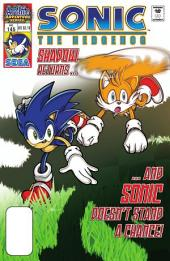 Sonic the Hedgehog #145