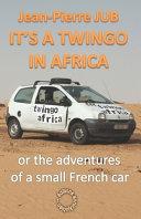 It's a Twingo in Africa