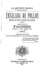 La linterna mágica: Ensalada de pollos. 3. ed
