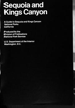 Sequoia and Kings Canyon PDF