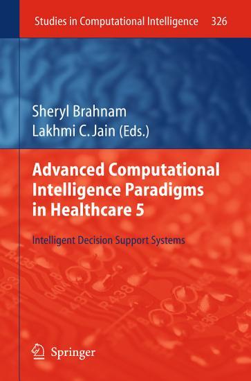 Advanced Computational Intelligence Paradigms in Healthcare 5 PDF