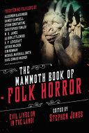 The Mammoth Book of Folk Horror PDF