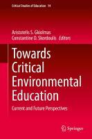Towards Critical Environmental Education PDF