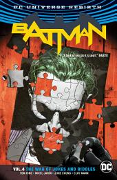 Batman Vol. 4: The War of Jokes and Riddles:Volume 4, Issues 25-32