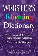 Webster s Rhyming Dictionary
