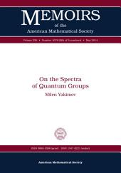 On the Spectra of Quantum Groups