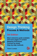 Design Thinking Process and Methods 3rd Edition