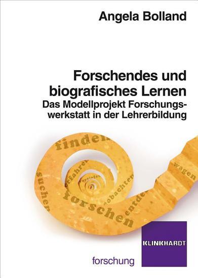 Forschendes und biografisches Lernen PDF