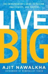 Live Big Book