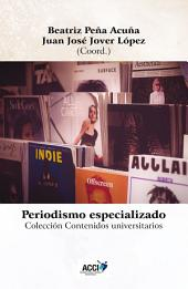 Periodismo especializado - Specialized journalism