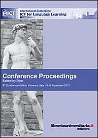 Conference proceedings  ICT for language learning PDF