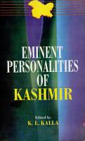 Eminent Personalities of Kashmir PDF