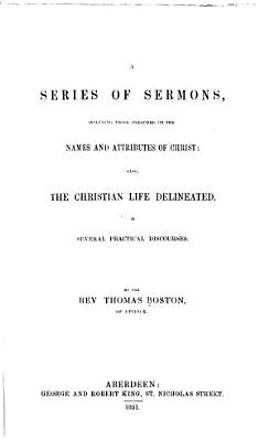 The Whole Works of the Late Reverend and Learned Mr  Thomas Boston  Minister of the Gospel at Etterick