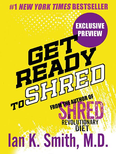 Download Get Ready to Shred Book