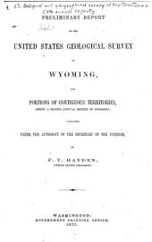 Annual Report of the United States Geological and Geographical Survey of the Territories: Volume 4