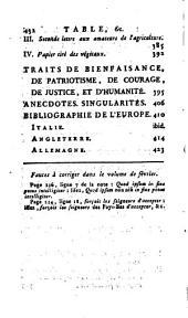 L'Esprit des journaux franc̜ais et étrangers: Volume157