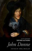 John Donne PDF