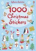 1000 Christmas Stickers PDF