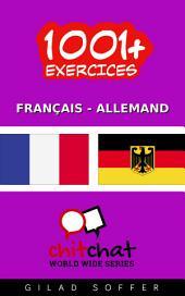 1001+ Exercices Français - Allemand