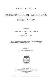 Appletons' Cyclopaedia of American Biography: Volume 1