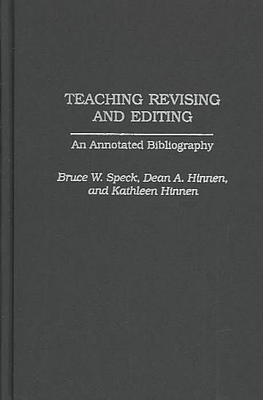 Teaching Revising and Editing PDF