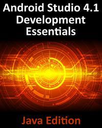 Android Studio 4 1 Development Essentials   Java Edition PDF