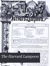 The Harvard Lampoon: Volumes 44-45