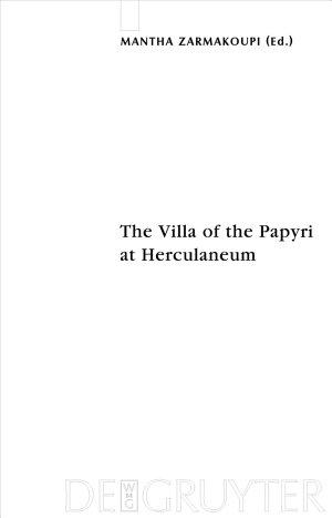The Villa of the Papyri at Herculaneum
