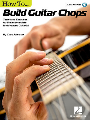 How to Build Guitar Chops PDF