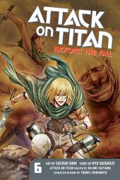 Attack on Titan: Before the Fall: Before the Fall 6