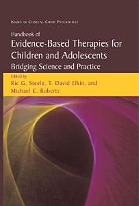 Handbook of Evidence Based Therapies for Children and Adolescents PDF