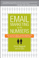 Email Marketing By the Numbers