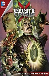 Infinite Crisis: Fight for the Multiverse (2014-) #24