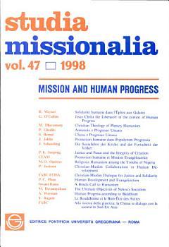 Mission Et Progr  s Humain PDF