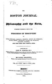 The Boston Journal of Philosophy and the Arts: Volume 2