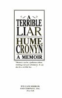 A Terrible Liar PDF