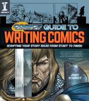 Comics Experience Guide to Writing Comics PDF