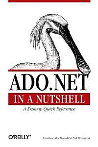 ADO NET in a Nutshell PDF