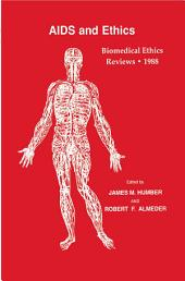Biomedical Ethics Reviews · 1988